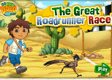 The Great Roadrunner Race