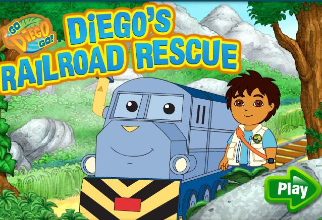 Diego Railroad Rescue