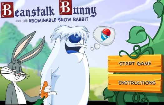 Beanstalk Bunny and the Abominable Snow Rabbit