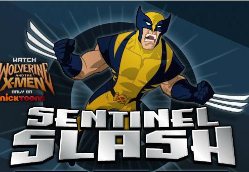 Wolverine And The X-Men Sentinel Slash