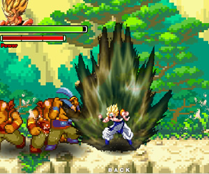 Dragon Ball Fierce Fighting 2.2