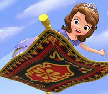 Sofias Flying Carpet Adventure game online - Play at ...