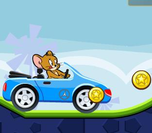 Jerry Car Stunt Game