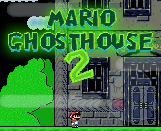 Mario Ghosthouse 2 Game