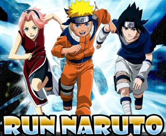 Run Naruto Game