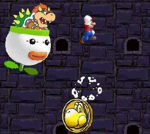 Mario Running Adventure Game