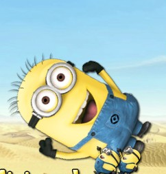 Minions Kick Up Game