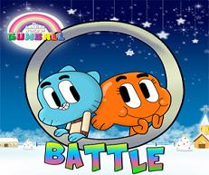 Gumball Battle Game