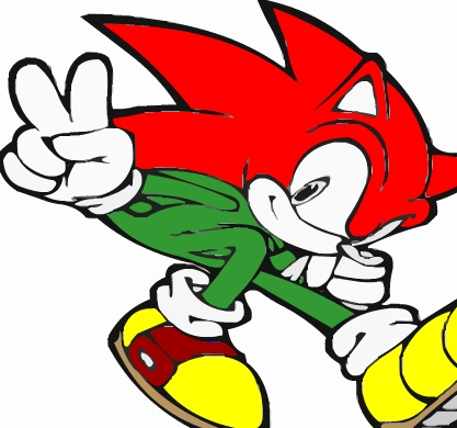 Sonic Games Game