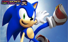 Sonic Boom Hidden Letters Game